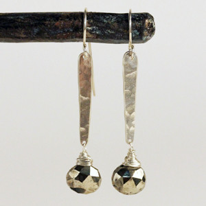 River Stix- Silver Pyrite