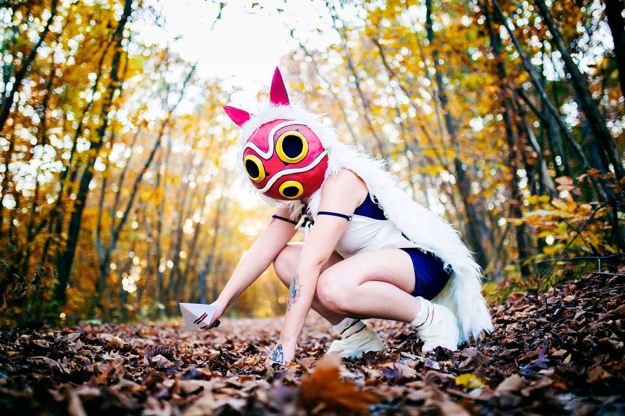 San: Princess Mononoke