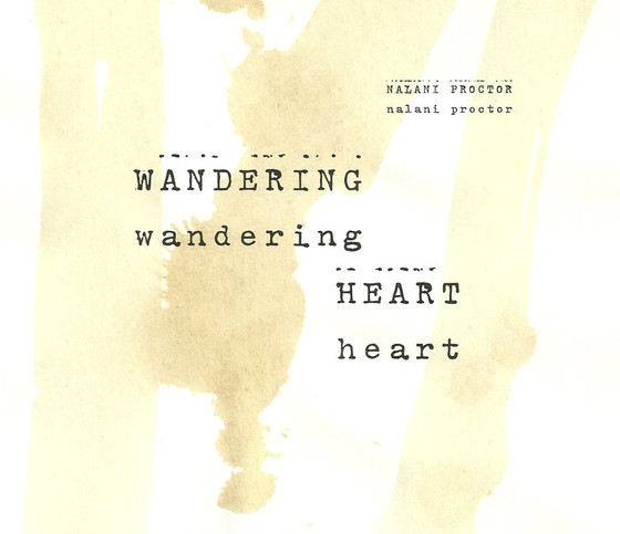 Wandering Heart: 4 YR ANNI