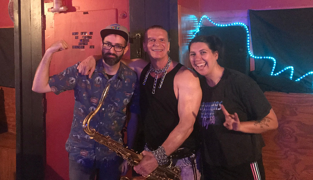 The Sexy Sax Man: Tim Capello
