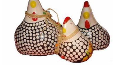 Conjunto Galinhas Ovo