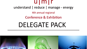 Energy Services and Technology Association umr conference and exhibition delegate booklet