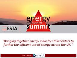 ESTA Energy Efficiency Summit presentation cover