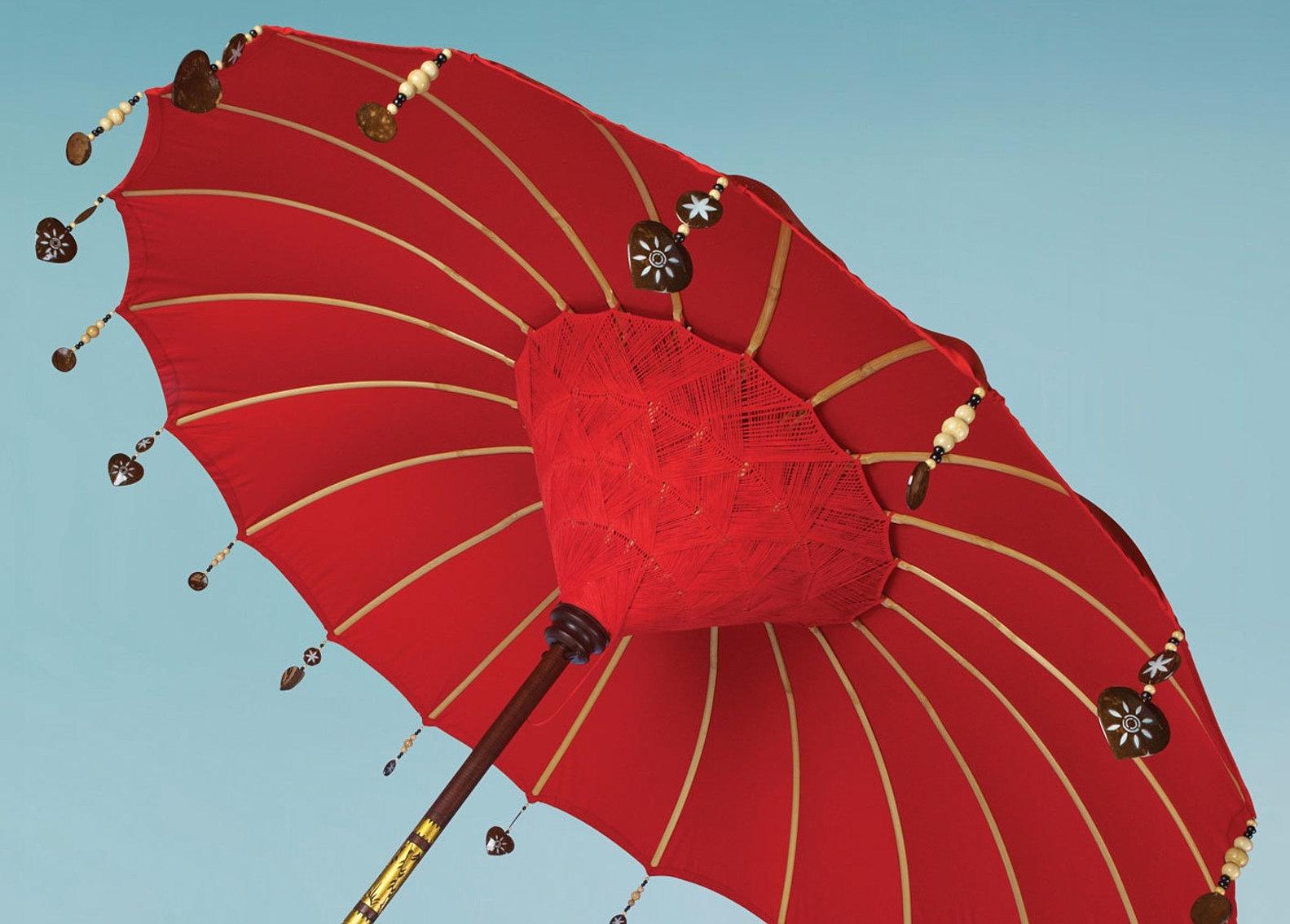balinese parasols unique style balinese umbrellas