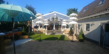Decorate your party wedding venue