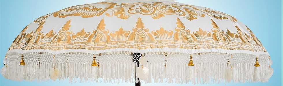 The original Bali Parasol is solely available on this webstore.