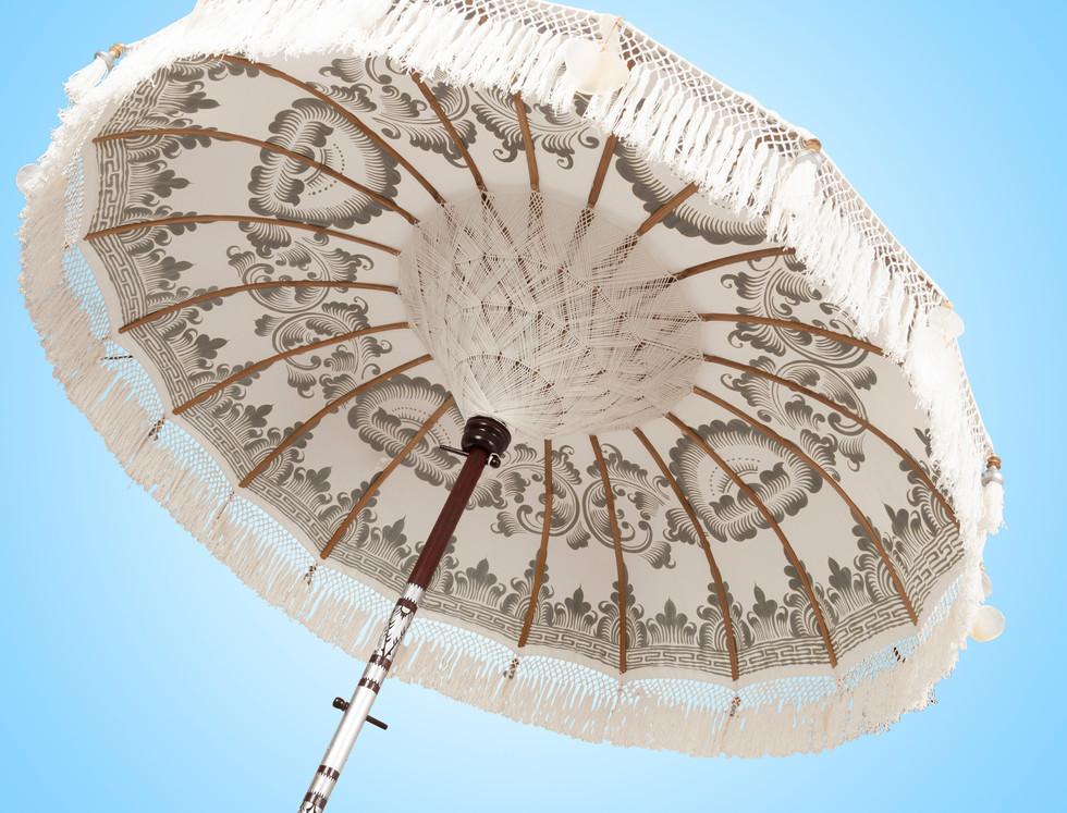 Bali Parasol voert eigen ontwerp en productie