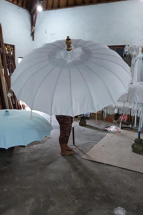 WHITE  SERENE  - Bali Parasol original