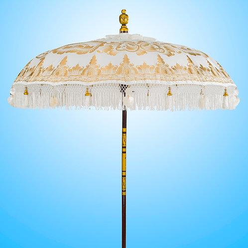 Gold Serenity original bali parasol