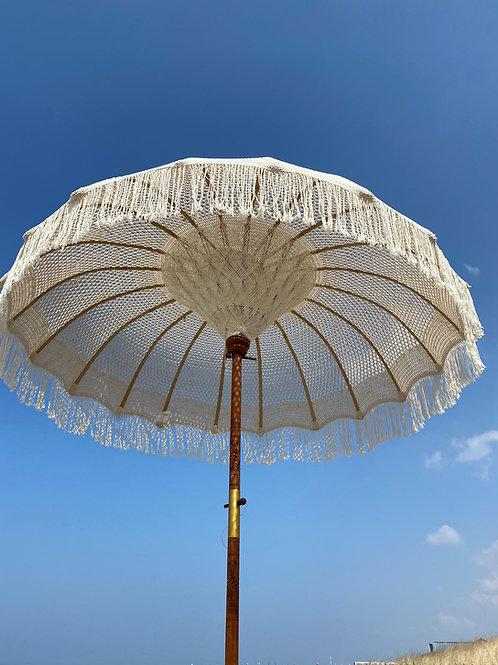 Macrame creme Bali Parasol