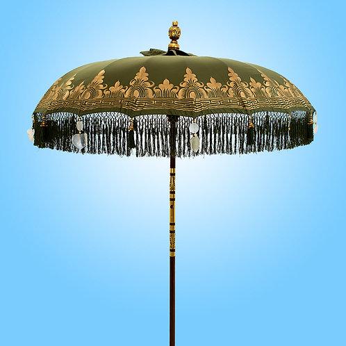 Olive Nirvana Bali Parasol original Balinese umbrella