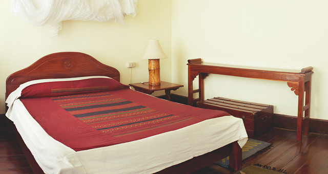 beautiful style guesthouse luang prabang