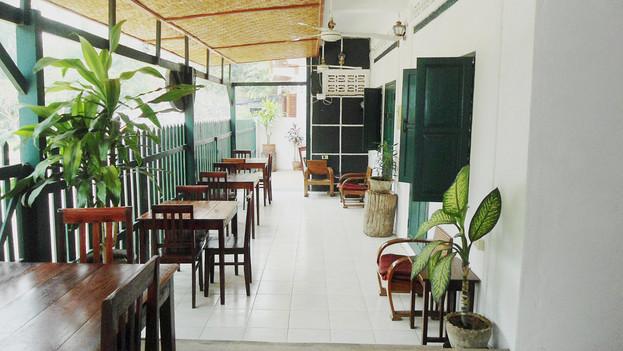 guesthouse centre ville luang prabang