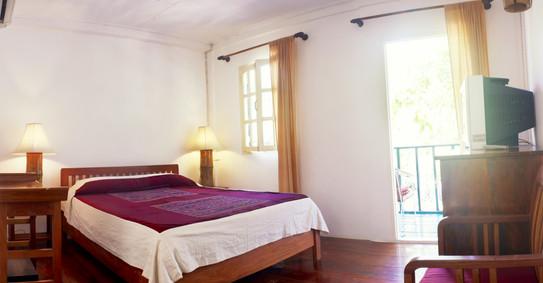 beautiful room at luang prabang