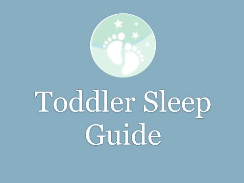 Toddler Sleep Success Guide