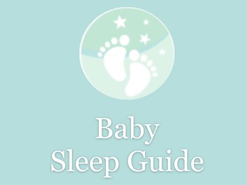 Baby Sleep Success Guide