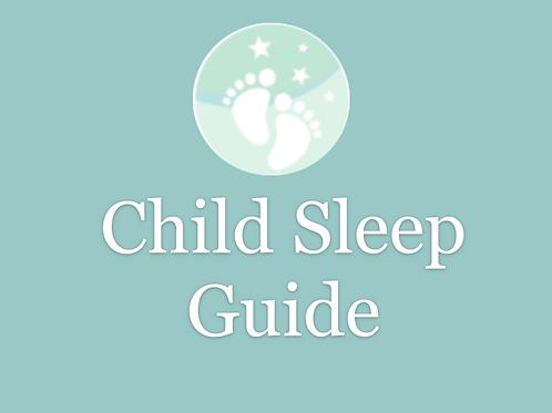 Child Sleep Success Guide