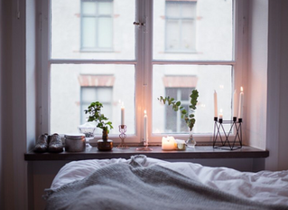 2017 - The Year of Hygge - An Unplugged + Comfy Way of Living