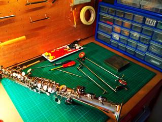 Winter 2015 Instrument Servicing