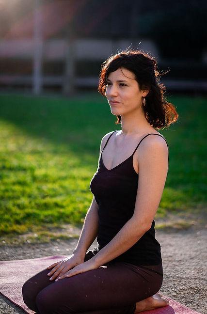 Professeure de Yoga à Nantes