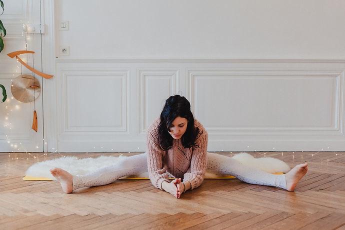 Cours de Yoga Hormonal particuliers