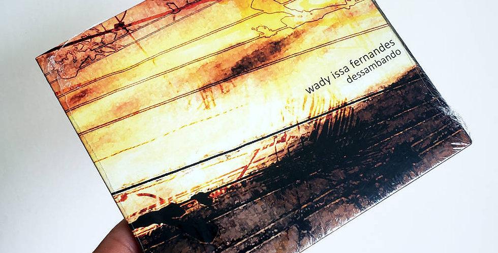 """CD """"Dessambando"""" - Wady Issa Fernandes"""