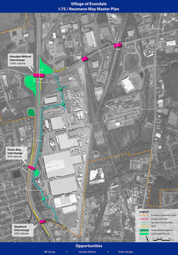 Evendale I75 Improvements_Opportunities-