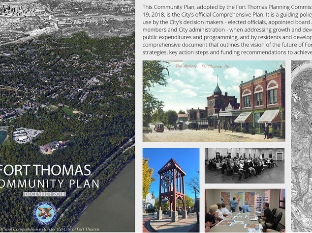 Fort Thomas Community Plan 2018