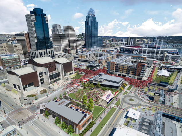 The Banks Visioning & Streetscape Enhancements