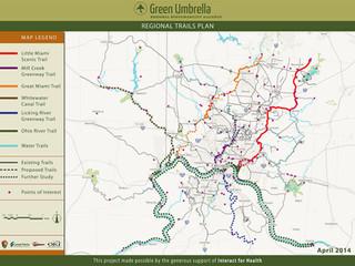 Green Umbrella Regional Trails Plan