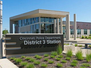 Cincinnati District 3 Police Station