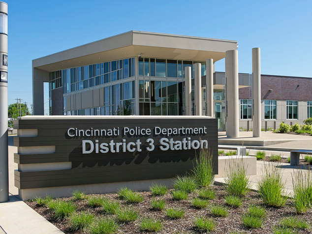 Cincinnati District 3 Police Station