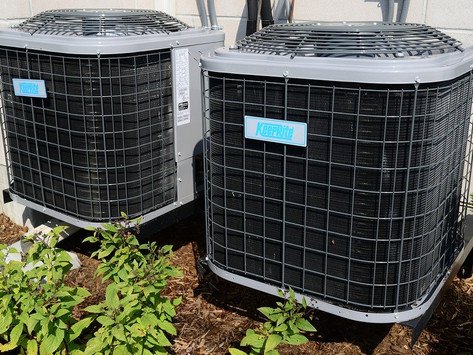 Determine the age of your Heater, Air-Conditioner and Water Heater.