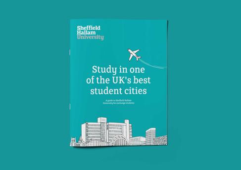 Sheffield Hallam University International exchange