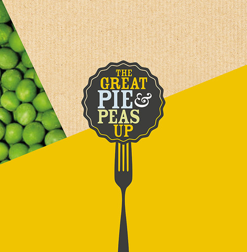 The Great Pie & Peas Up