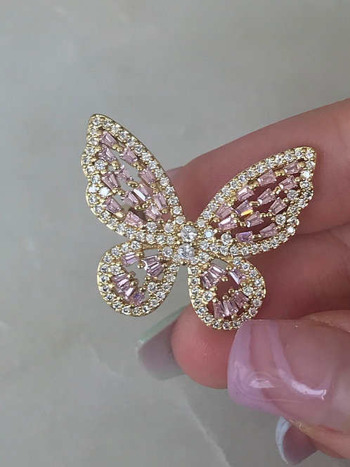 OBSESSED RING ROSA