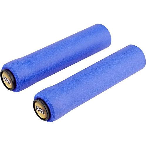 ESI GRIPS - Grips CHUNKY en silicone bleu