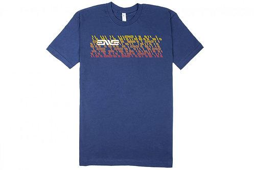 T-Shirt ENVE Matrix Bleu