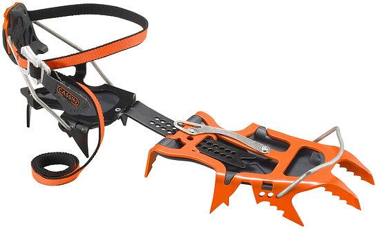 Crampons CAMP Alpinist pro auto / semi auto