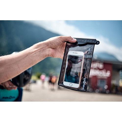 FIDLOCK  Pochette Fold Dry Bag 160 transparente magnétique