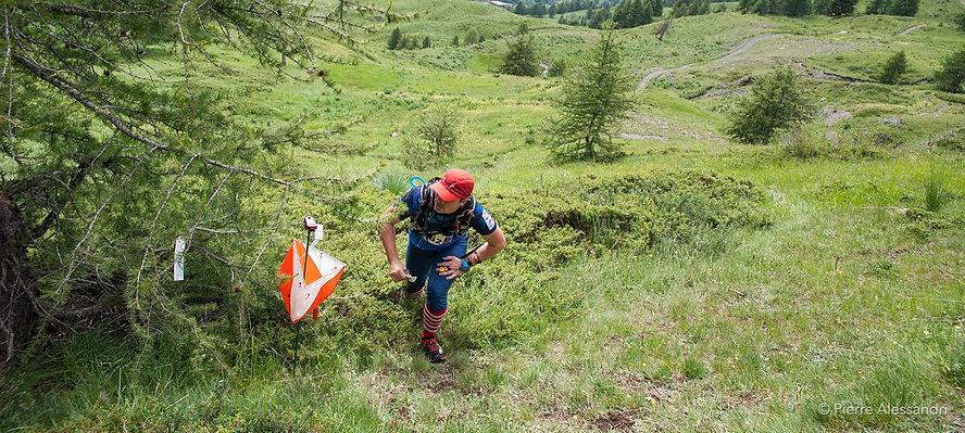 Arnaud BAILLET O'France Course Orientation