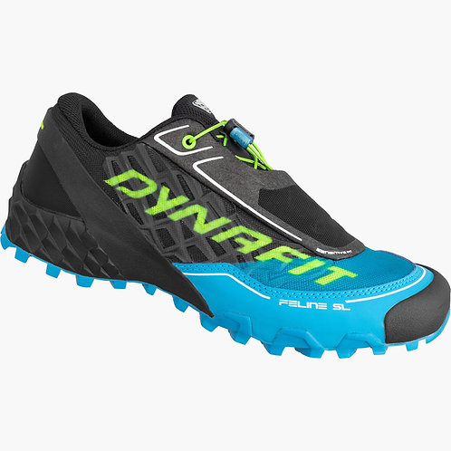 DYNAFIT - Chaussures FELINE SL asphalt/methyl blue Homme