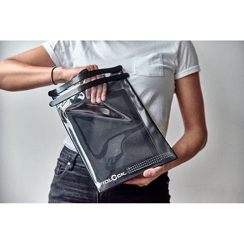 FIDLOCK  Pochette Fold Dry Bag 260 transparente