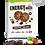 Energy Balls Bio OVERSTIMS Chocolat - Noisette - Sachet de 6 boules