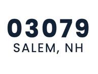 Salem, NH Office Zip Code