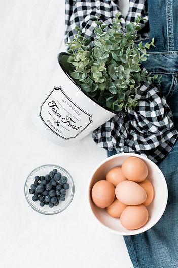 Farm fresh groceries