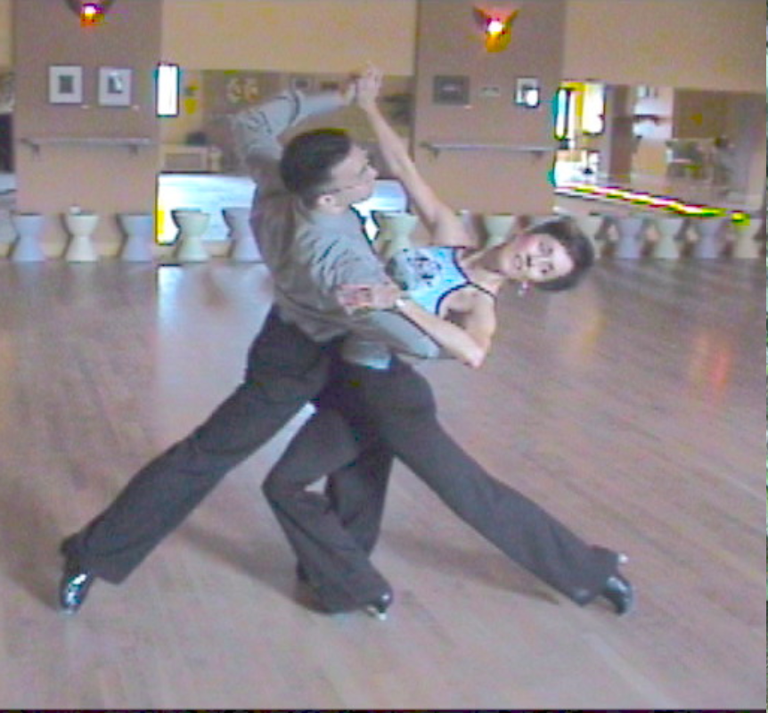 Bija ballroom dancing