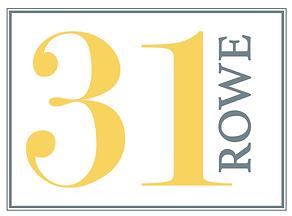 31 Rowe Project logo