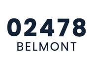 Belmont Office Zip Code