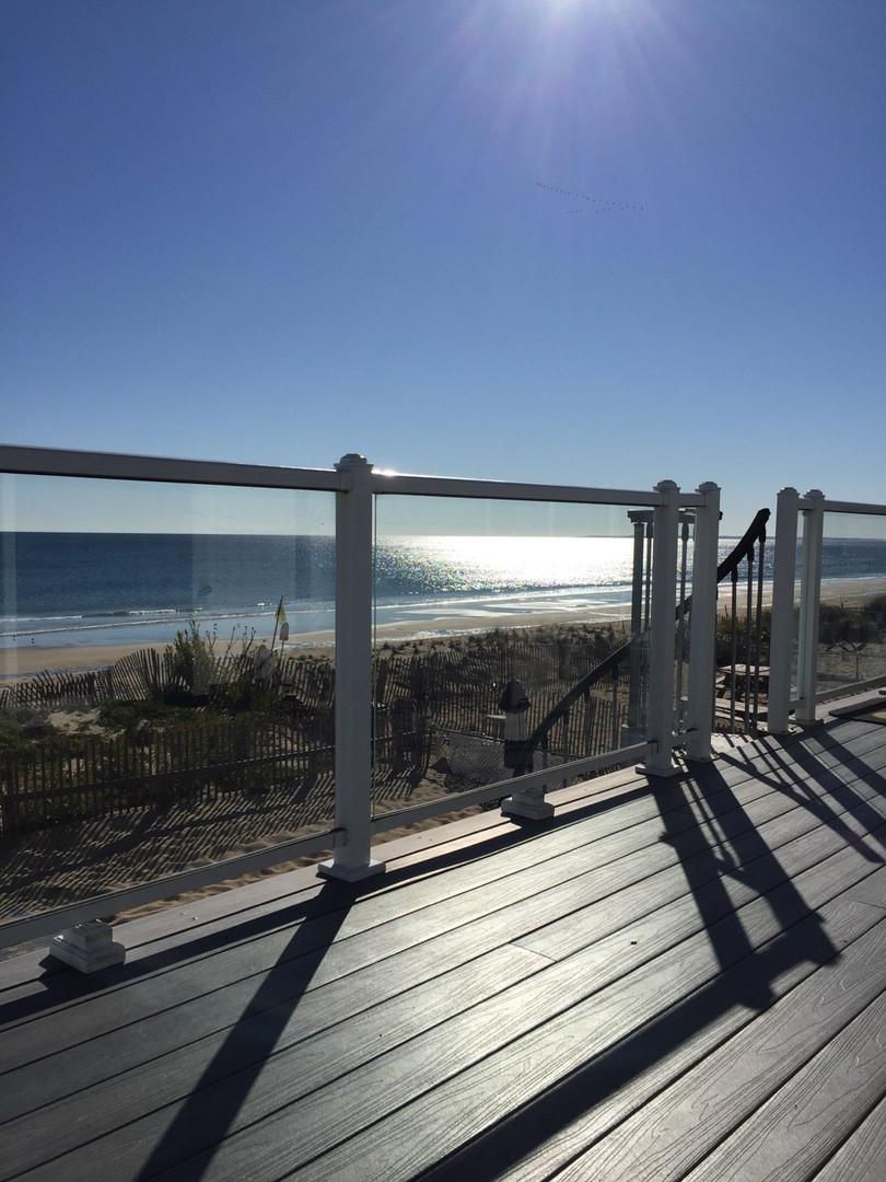 Lynette's happy place - the beach